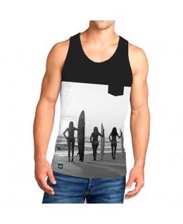 Majica s kratkimi rokavi Playa