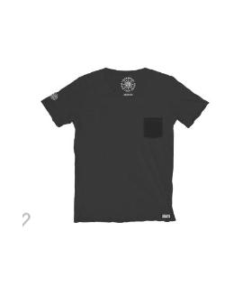 Waxx moška majica Pocket Black
