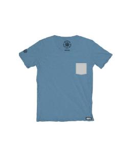 Waxx moška majica Pocket Blue